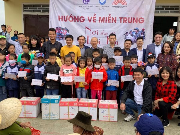Chương trình Thiện nguyện tại Quảng Bình
